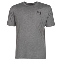 Kleidung Herren T-Shirts Under Armour SPORTSTYLE LEFT CHEST SS Grau