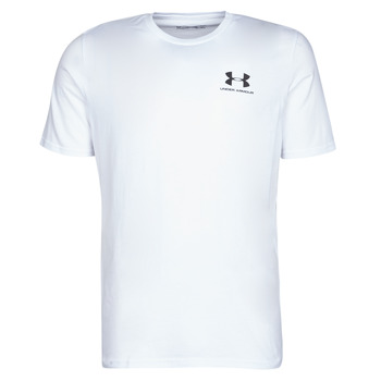 Kleidung Herren T-Shirts Under Armour SPORTSTYLE LEFT CHEST SS Weiss