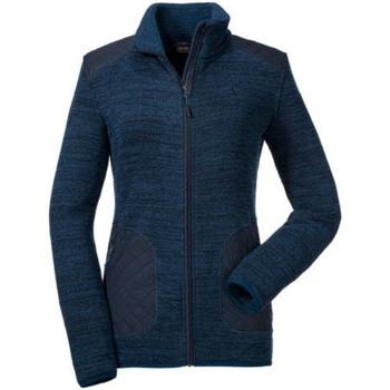 Kleidung Damen Fleecepullover SchÖffel Sport Fleece Jacket Steibis1 8820 Fleece Jacket Steibis1 8820 blau