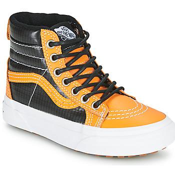 Schuhe Jungen Sneaker High Vans SK8-HI MTE Camel / Schwarz