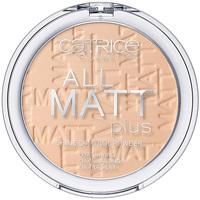 Beauty Damen Blush & Puder Catrice All Matt Plus Shine Control Powder 025-sand Beige 10 Gr 10 g