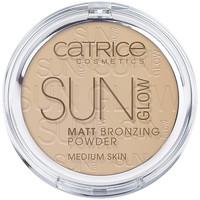 Beauty Damen Blush & Puder Catrice Sun Glow Matt Bronzing Powder 030-medium Bronze 9,5 Gr 9,5 g