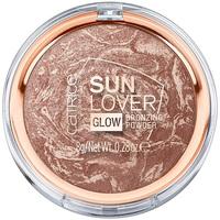Beauty Damen Blush & Puder Catrice Sun Lover Glow Bronzing Powder 010-sun-kissed Bronze 8 Gr 8 g