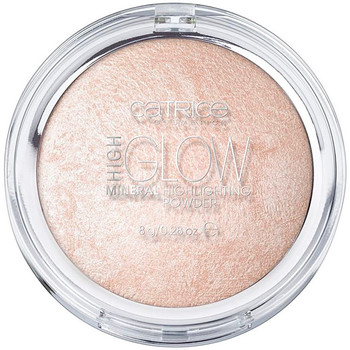 Beauty Damen Highlighter  Catrice High Glow Mineral Highlighting Powder 010-light Infusion 8 g