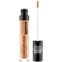 Beauty Damen Concealer & Abdeckstift  Catrice Liquid Camouflage High Coverage Concealer 060-latte Mac 5 ml