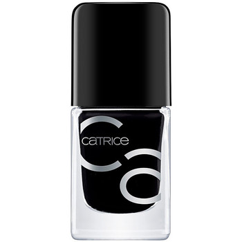 Beauty Damen Nagellack Catrice Iconails Gel Lacquer 20-black To The Routes