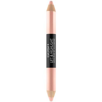 Beauty Damen Kajalstift Gosh Lift & Highlight Multifunctional Pen 002-rose 2,98 Gr
