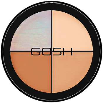 Beauty Damen Highlighter  Gosh Strobe'n Glow Illuminator Kit 001-highlight 15 Gr 15 g