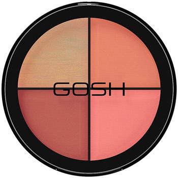 Beauty Damen Highlighter  Gosh Strobe'n Glow Illuminator Kit 002-blush 15 Gr 15 g