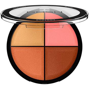 Beauty Damen Blush & Puder Gosh Contour'n Strobe Kit 002-medium 20 Gr 20 g