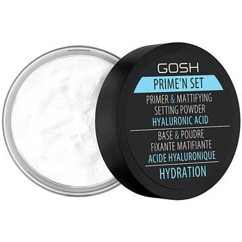 Beauty Damen Make-up & Foundation  Gosh Velvet Touch Prime'n Set Powder Hydration 7 Gr 7 g