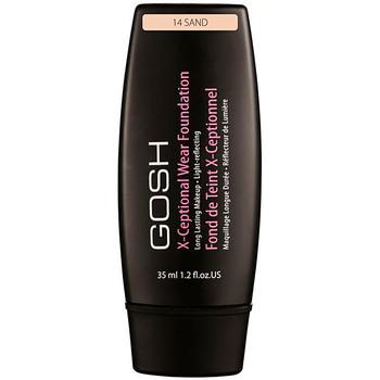 Beauty Damen Make-up & Foundation  Gosh X-ceptional Wear Foundation Long Lasting Makeup 14-sand