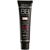 Beauty Damen BB & CC Creme Gosh Bb Cream Foundation Primer Moisturizer 01-sand  30 ml