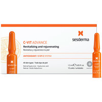 Beauty Damen Anti-Aging & Anti-Falten Produkte Sesderma C-vit Ampollas Advance  10x1,5 ml