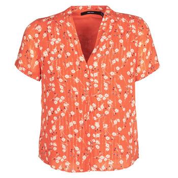 Kleidung Damen Tops / Blusen Vero Moda VMSOFIE Rot