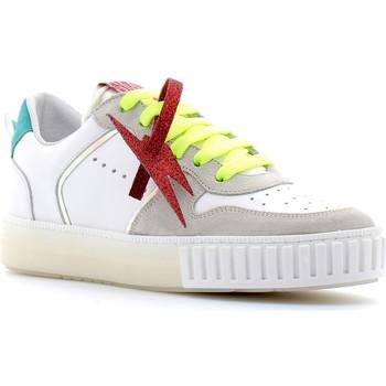 Schuhe Damen Sneaker Low Semerdjian Versione Blanc