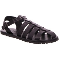 Schuhe Herren Sandalen / Sandaletten Nuovo Nicar Offene M 5047 schwarz