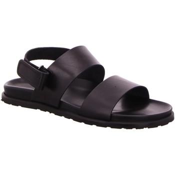 Schuhe Herren Sandalen / Sandaletten Nuovo Nicar Offene M 6971 schwarz