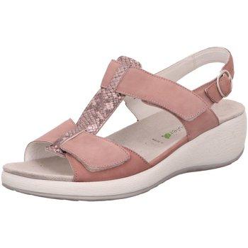 Schuhe Damen Sandalen / Sandaletten Waldläufer Sandaletten H-TANJA 973003-213/234 rosa