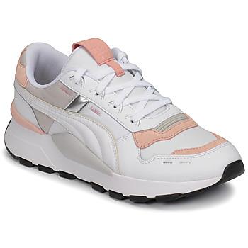 Schuhe Damen Sneaker Low Puma RS-2.0 FUTURA Weiss / Rose