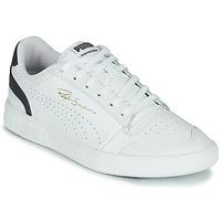 Schuhe Sneaker Low Puma RALPH SAMPSON LO Weiss / Blau