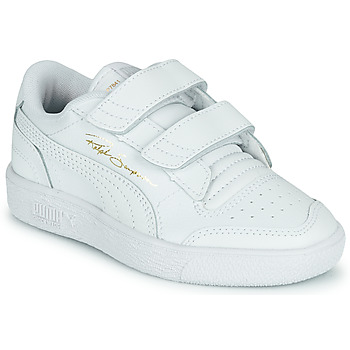 Schuhe Kinder Sneaker Low Puma RALPH SAMPSON LO PS Weiss