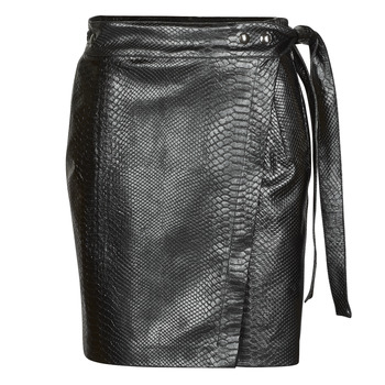 Kleidung Damen Röcke Replay W9829 Schwarz