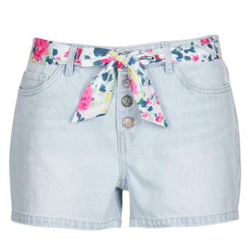 Kleidung Damen Shorts / Bermudas Only ONLQAMY Blau