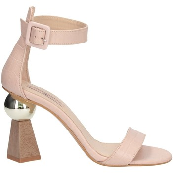 Schuhe Damen Sandalen / Sandaletten Tsakiris Mallas 798 ATOMIUM 6-1 Sandalen Frau nackt nackt