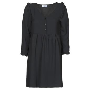 Kleidung Damen Kurze Kleider Betty London JOELIE Schwarz