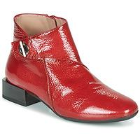 Schuhe Damen Boots Hispanitas ANETO Rot