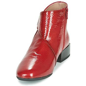 Hispanitas ANETO Rot - Kostenloser Versand |  - Schuhe Boots Damen 14500
