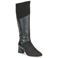 Schuhe Damen Klassische Stiefel Hispanitas FUJI-5 Schwarz
