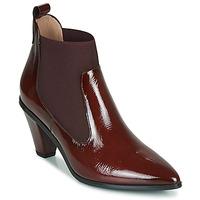 Schuhe Damen Low Boots Hispanitas OLIMPO Bordeaux