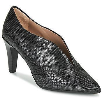 Schuhe Damen Ankle Boots Hispanitas BELEN-7 Schwarz