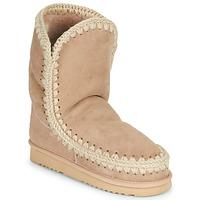 Schuhe Damen Boots Mou ESKIMO 24 Beige