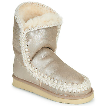 Schuhe Damen Boots Mou ESKIMO 24 Gold