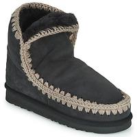 Schuhe Damen Boots Mou ESKIMO 18 Schwarz