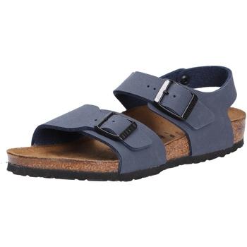 Schuhe Jungen Sandalen / Sandaletten Birkenstock Jungen Sandale blau