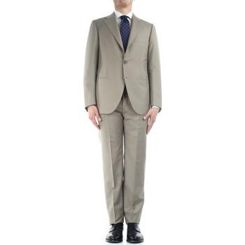 Kleidung Herren Anzüge Cesare Attolini S20MA17 V21 beige