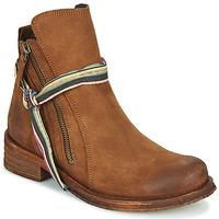 Schuhe Damen Boots Felmini COOPER Camel