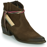 Schuhe Damen Low Boots Felmini WEST Kaki