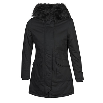 Kleidung Damen Parkas Betty London NIETTE Schwarz