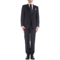 Kleidung Herren Anzüge Kiton K06S79/05 blau