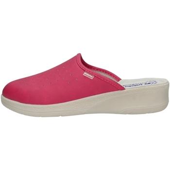 Schuhe Damen Pantoletten / Clogs Inblu I Bianchi 50 33 FUCSIA