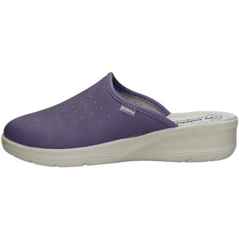 Schuhe Damen Pantoletten / Clogs Inblu I Bianchi 50 33 GLICINE