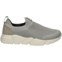 Schuhe Damen Slip on Australian AU866 GRAY