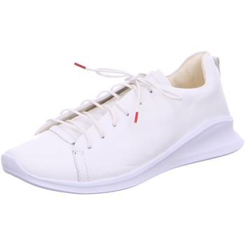 Schuhe Damen Sneaker Low Think Schnuerschuhe 6-86080-96 weiß