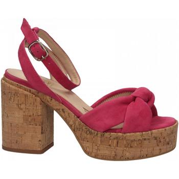 Schuhe Damen Sandalen / Sandaletten Jeannot PELFI malva