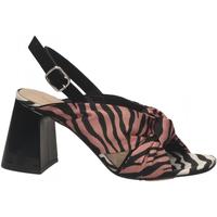 Schuhe Damen Sandalen / Sandaletten Jeannot PELCA nero-cammeo